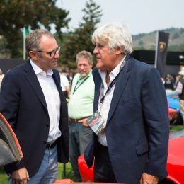 S. Domenicali and J. Leno