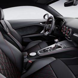 All-New 400PS Audi TT RS