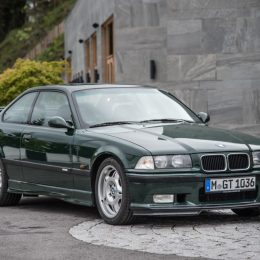 BMW M3 GT COUPE E36