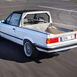 BMW M3 PICKUP E30