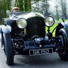 Bentley 4.5 Blower