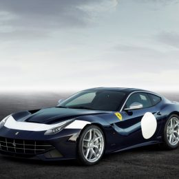 Ferrari Announces 70th Anniversary Celebrations At The Paris Motor Show