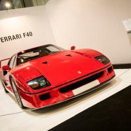 London Classic Car Show Revs Up For A Ferrari Spectacular In 2017
