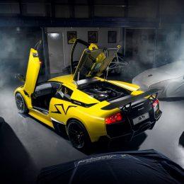 661bhp Lamborghini Murcielago SV