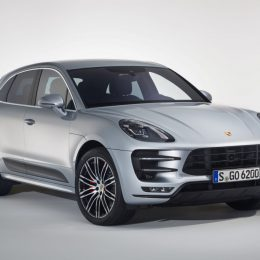 Porsche Macan Turbo With Performance Package Tops The Model Line