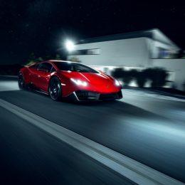 NOVITEC TORADO Tunes The Lamborghini Huracán RWD Coupe