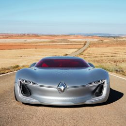 Renault Trezor: An Electric GT Showcases Future Design Cues And Technologies