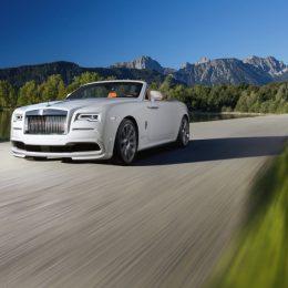 SPOFEC Refines The New Rolls-Royce Dawn