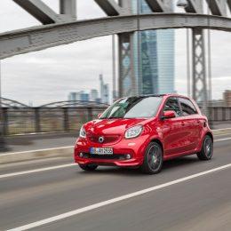 Smart Announces Pricing For New BRABUS Range