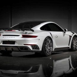 TOPCAR Porsche 991 Stinger GTR Gen 2