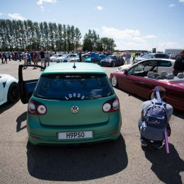 Thousands Of Performance Cars To Make TRAX To Silverstone 2016 This Weekend