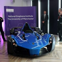 Bespoke British BAC Supercar Gets Royal Seal Of Approval