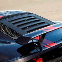 The Lotus Exige 350 Special Edition