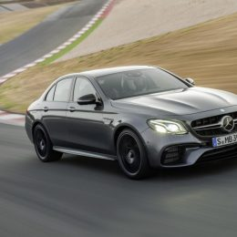 Mercedes-AMG E 63 4Matic+