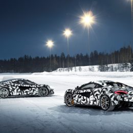Pure McLaren Launches Its Inaugural Ice Driving Experience