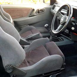 Globe-Trotting Ford Sierra Cosworth Seeks New Home