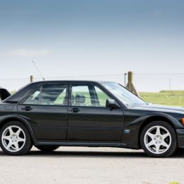 1990 Mercedes-Benz 190 E 25-16 Evolution II