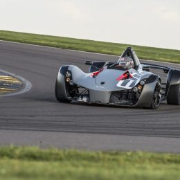 BAC Mono Officially The Fastest Car Ever Tested By EVO Magazine At Anglesey