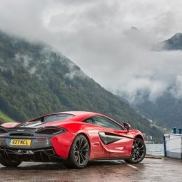 Take The McLaren For The Price Of A Return On The Gatwick Express