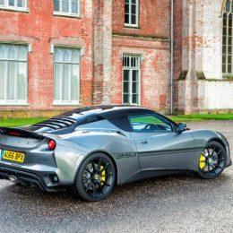 The New Lotus Evora Sport 410