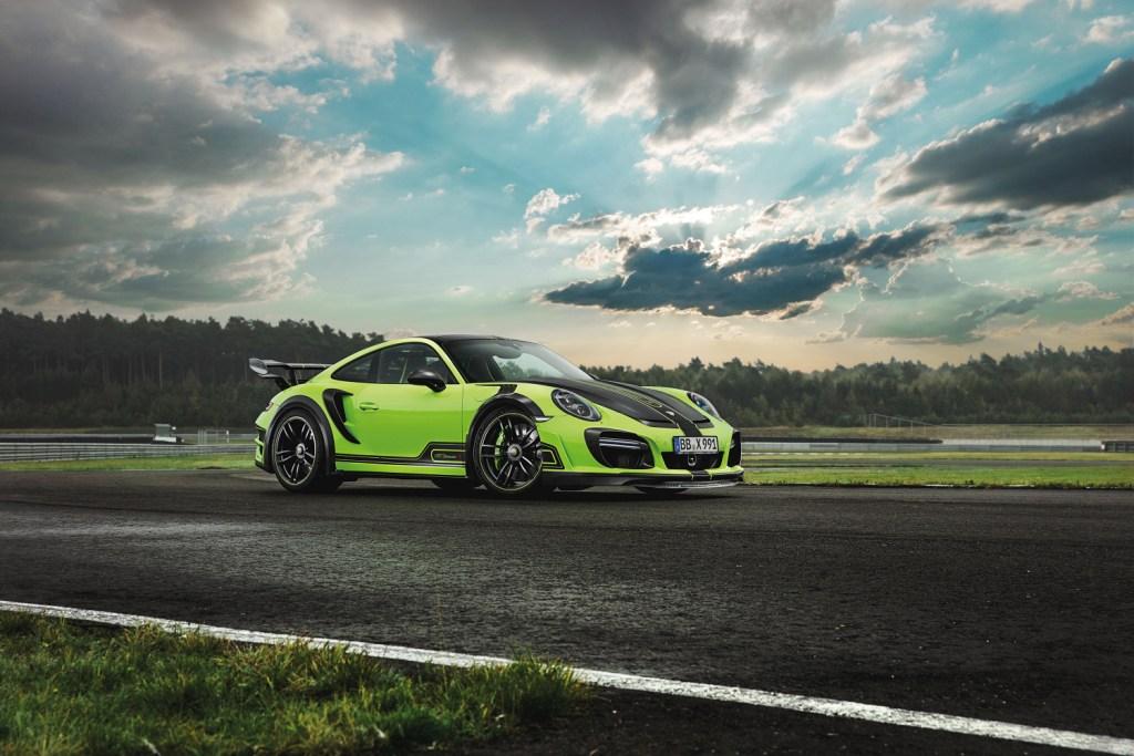 The New TECHART Porsche GTstreet R