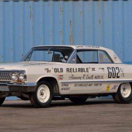 1963 Chevrolet Impala Z11 Old Reliable IV