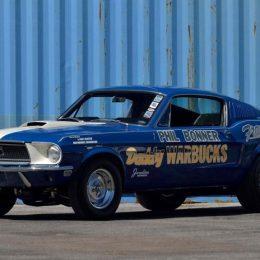 1968 Ford Mustang Cobra Jet Lightweight 'Daddy Warbucks'