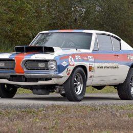 1968 Plymouth Barracuda BO29 Super Stock
