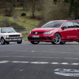 40 Years Of Golf GTI: 12 Months Of Records And Celebrations