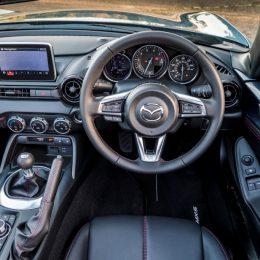 Brighten Winter With The New Mazda MX-5 Arctic