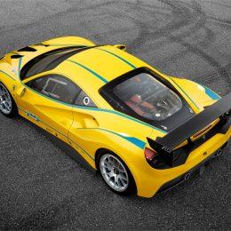 Ferrari Unveils The 488 Challenge