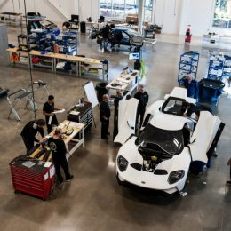 Ford GT Deliveries Begin As Ford Performance Brings Ultimate Gift This Holiday Season