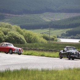 Jaguar XK Club 2017 Round Britain Coastal Drive, Supporting Prostate Cancer UK