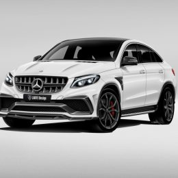 LARTE Design Presents New Tuning Package For The Mercedes GLE AMG Coupe