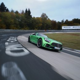 """Mercedes-AMG GT R: Outstanding Nordschleife Lap Time For The """"Beast Of The Green Hell"""""""