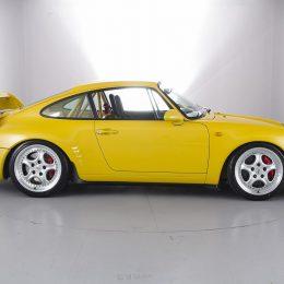 Porsche 911 '993' RS Clubsport
