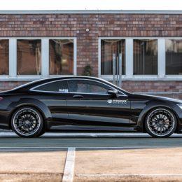 Prior Design Mercedes S-Class Coupe C217 Widebody Aerodynamic Kit