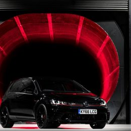 The Golf GTI Clubsport Edition 40