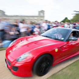 Wilton Classic & Supercar 2017 Tickets Still Available For Pre-Christmas Delivery