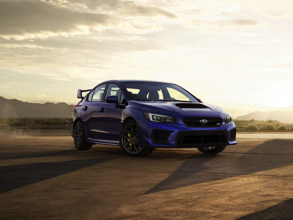 Subaru Debuts 2018 WRX And WRX STI With Performance, Comfort And Safety Upgrades