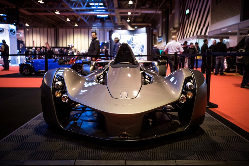 BAC Returns To Autosport International To Showcase One-Of-A-Kind Mono Supercar