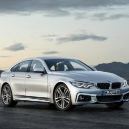 BMW Announces The New 2018 BMW 4 Series