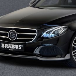 Exclusive BRABUS Refinement For The New Mercedes E-Class W213