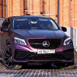 LARTE Design Mercedes GLE63 Coupe