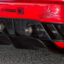 Liberty Walk Europe Maserati GranTurismo Body Conversion