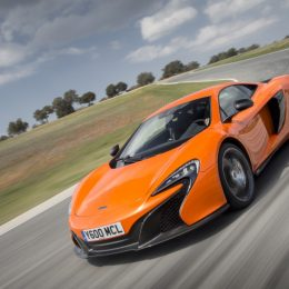 McLaren 650S_current first-generation Super Series