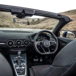 New UK Audi TT TDI Models Get To Grips With Quattro