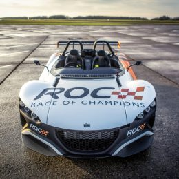 Race Of Champions Selects VUHL As Partner For World's Best Drivers At Motorsport Extravaganza In Miami