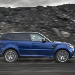 Range Rover Sport SVR Validates Super-SUV Credentials