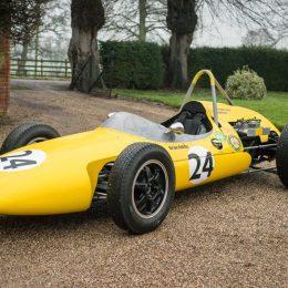 1961 Emeryson Formula 1 Climax FPF